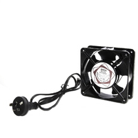120mm Computer fan with cord 240v