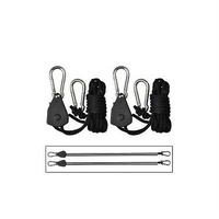 Heavy Duty HANGER  (1 Pair) Rope Ratchet upto 68kg